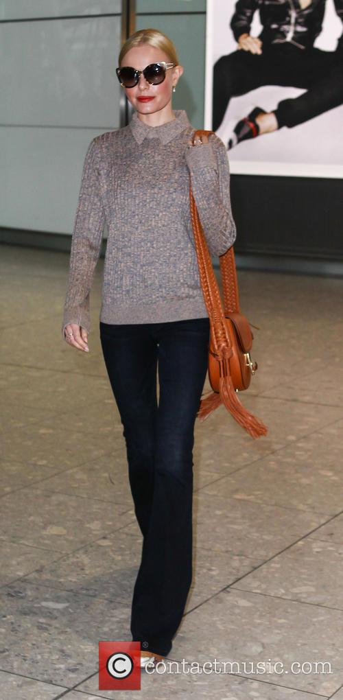 Kate Bosworth Heathrow