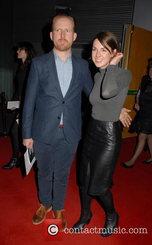 Tom Goodman-hill and Jessica Raine 1