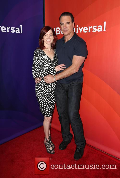 Carrie Preston and Patrick Warburton 4