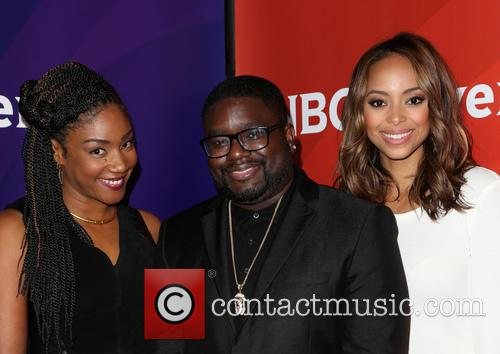 Amber Stevens, Tiffany Haddish and Lil Rel Howery 1