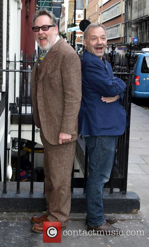 Vic Reeves and Bob Mortimer 9