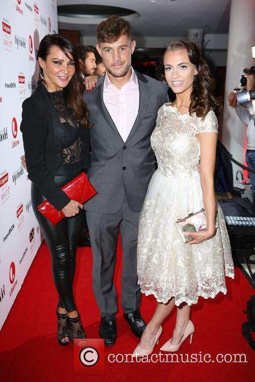 Lizzie Cundy, Tom Morgan and Sophie Newton 1