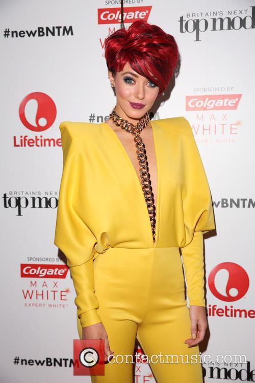 Lifetime's launch of Britain's Next Top Model