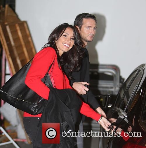 Frank Lampard and Christine Bleakley 10
