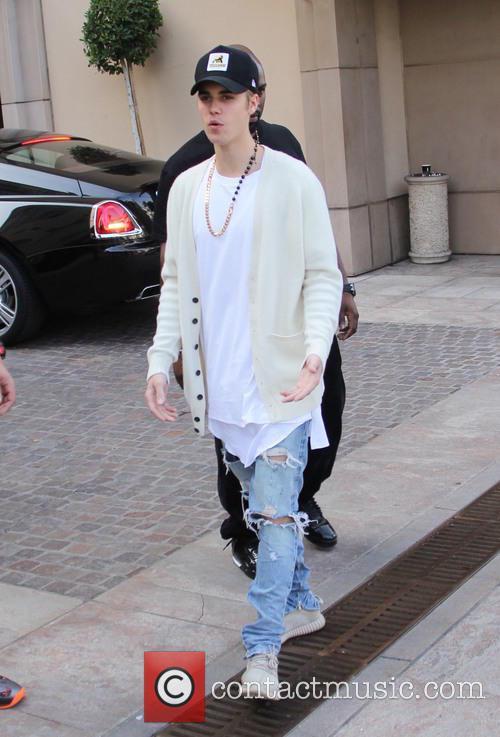 Justin Bieber and Corey Gamble 11