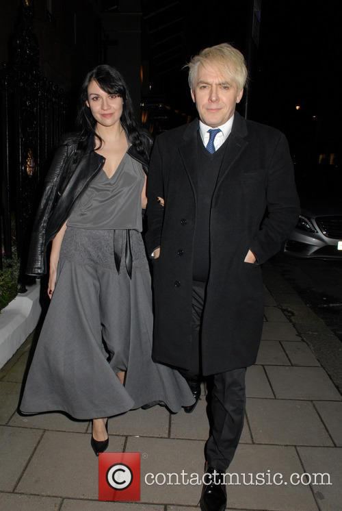 Nefer Suvio and Nick Rhodes 1