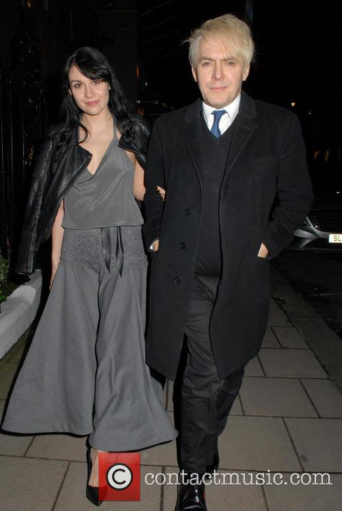 Nefer Suvio and Nick Rhodes 2