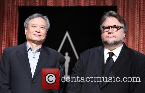 Ang Lee and Guillermo Del Toro 3