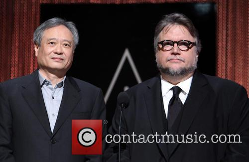 Ang Lee and Guillermo Del Toro 5
