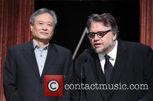 Ang Lee and Guillermo Del Toro 6