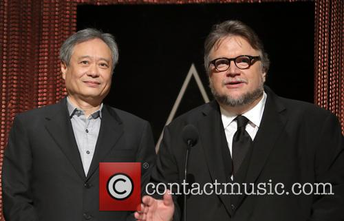 Ang Lee and Guillermo Del Toro 9