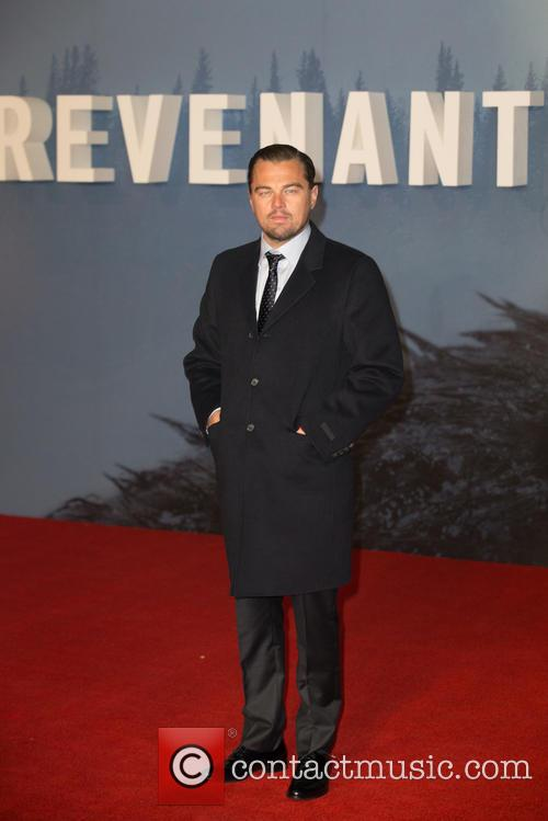 The UK Premiere of 'The Revenant'