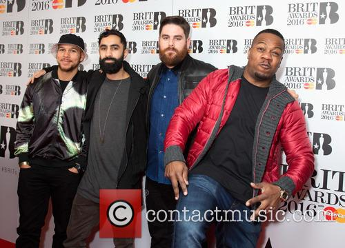 Rudimental, Dj Locksmith and Kesi Dryden 1