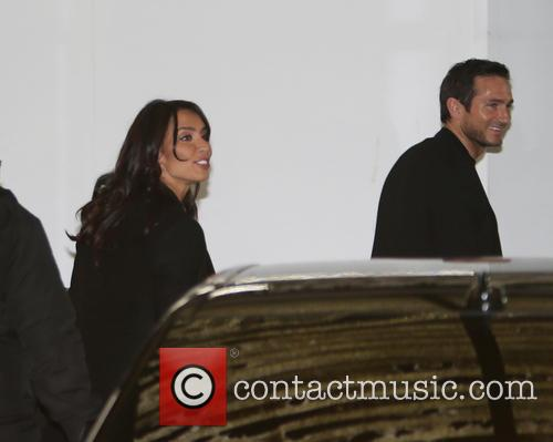 Frank Lampard and Christine Bleakley 5