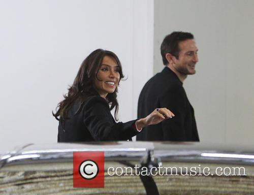 Frank Lampard and Christine Bleakley 6