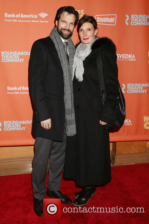 Opening night party for 'Noises Off' - Arrivals
