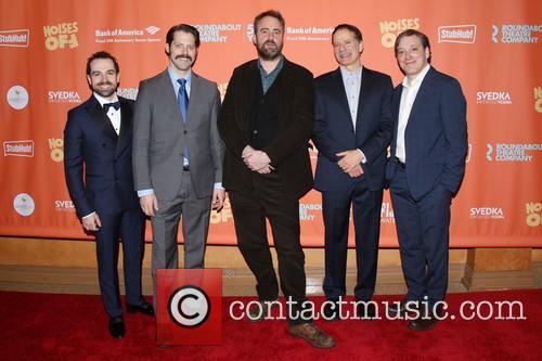 Rob Mcclure, David Furr, Jeremy Herrin, Campbell Scott and Jeremy Shamos 1
