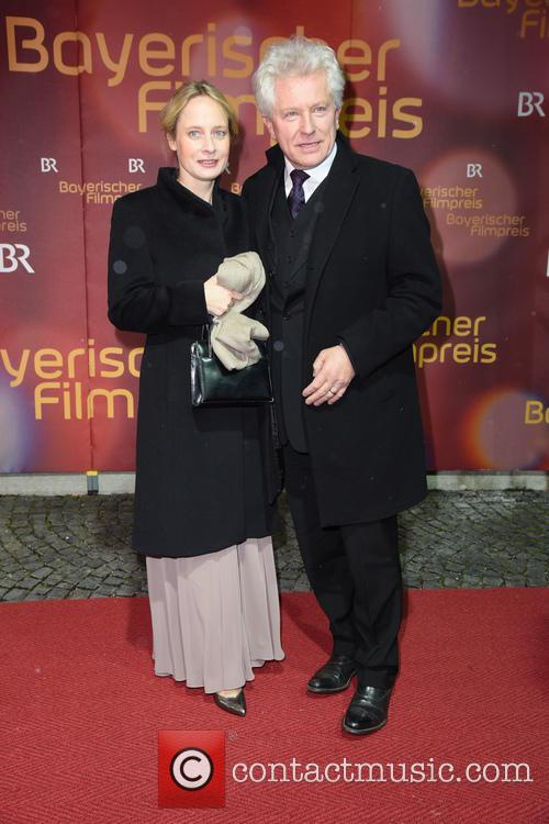 Katrin Jaeger and Miroslav Nemec 1