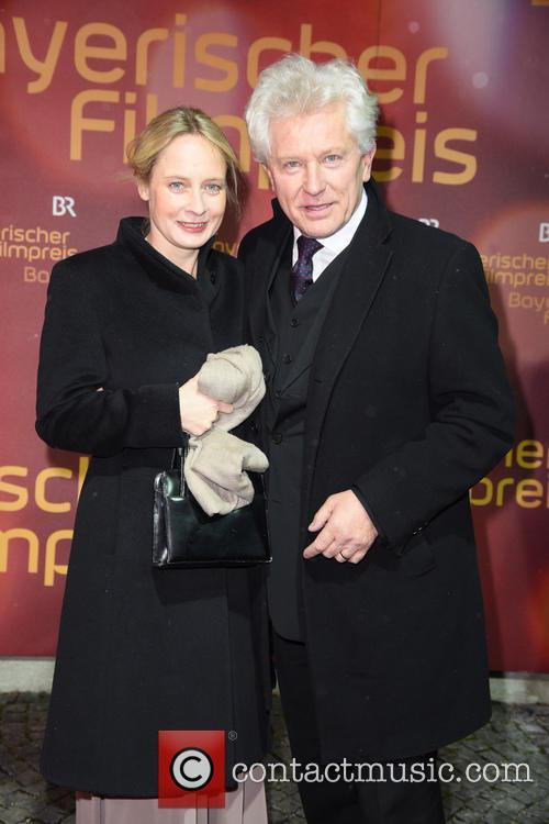 Katrin Jaeger and Miroslav Nemec 2