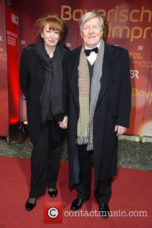Margarete Zapatka and Manfred Zapatka 1