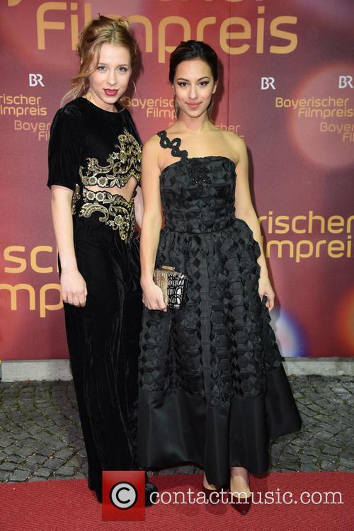 Anna Lena Klenke and Gizem Emre 4