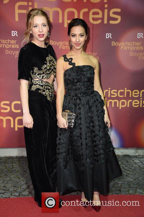 Anna Lena Klenke and Gizem Emre 5