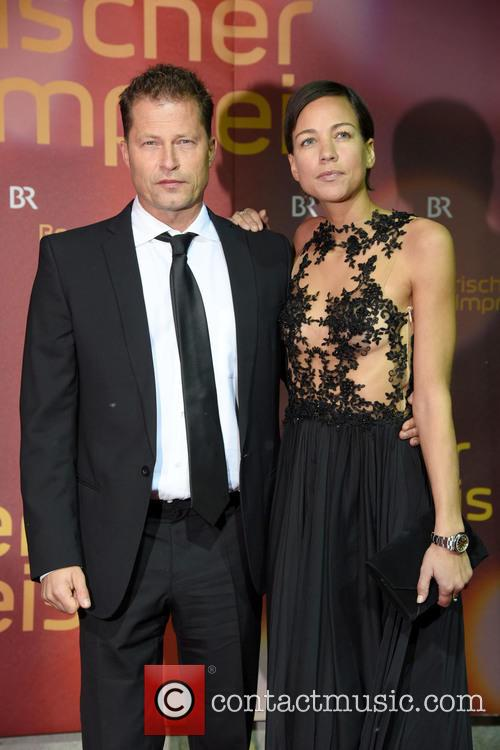 Til Schweiger and Marlene Shirley 5