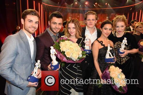 Bayerischer Filmpreis awards 2016 - After Party