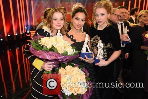 Jella Haase, Gizem Emre and Anna Lena Klenke 2
