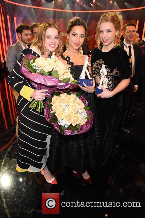 Jella Haase, Gizem Emre and Anna Lena Klenke 3