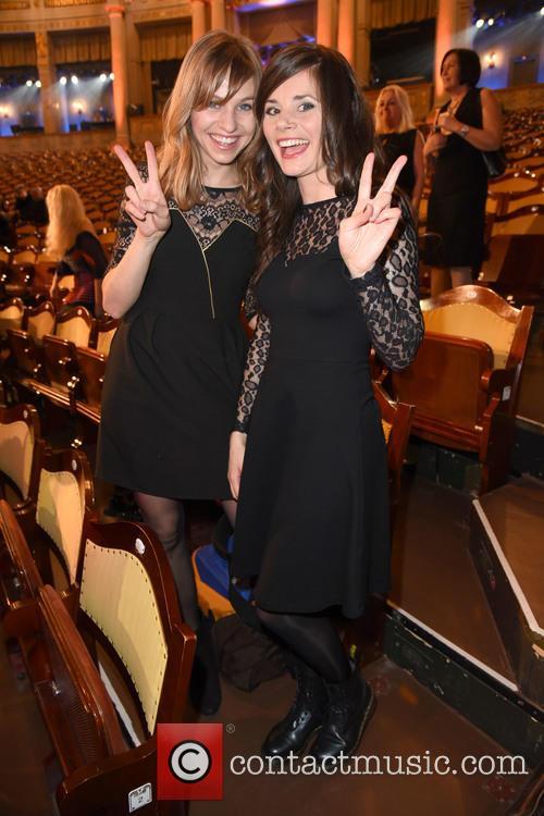 Teresa Rizos and Joyce Ilg 2