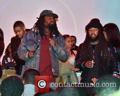 Wale Performs at Coda