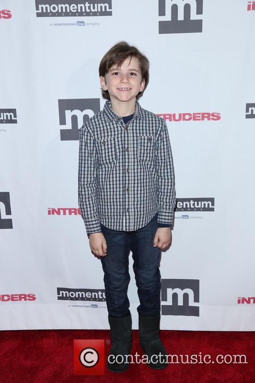 'Intruders' premiere at Arena Cinema Hollywood - Arrivals