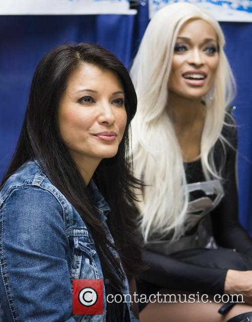 Kelly Hu and Alicia Marie 4