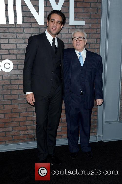 Bobby Cannavale and Martin Scorsese 1