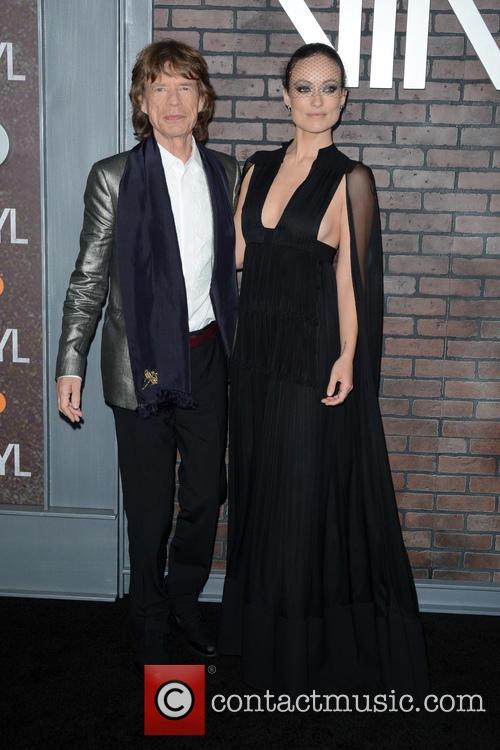 Mick Jagger and Olivia Wilde 6