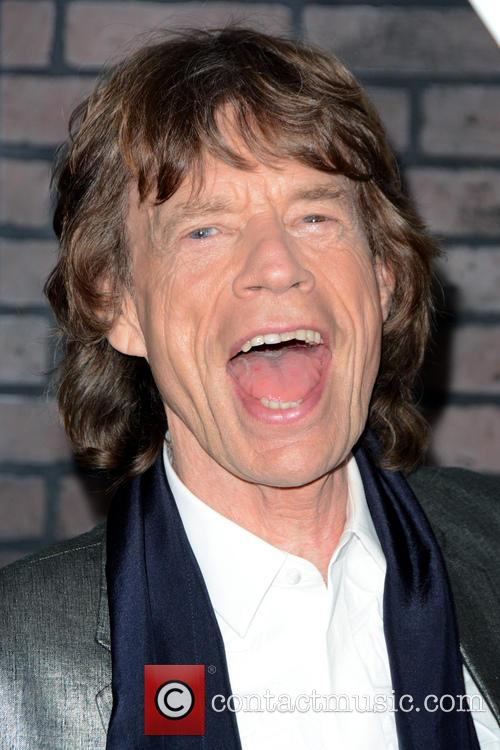 mick jagger vinyl to spin again for second season. Black Bedroom Furniture Sets. Home Design Ideas
