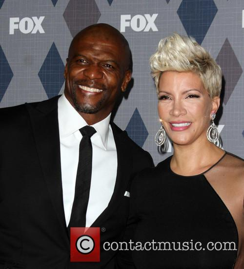 Terry Crews and Rebecca King-crews 2