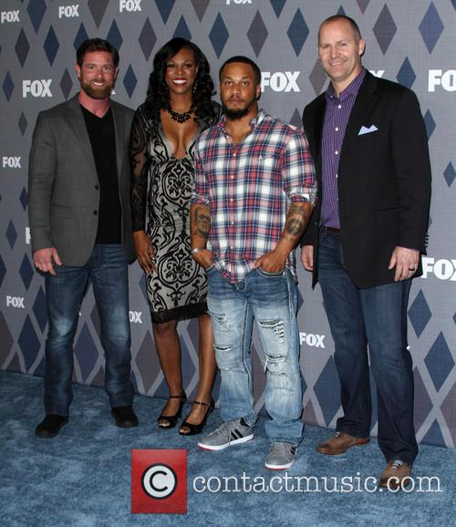 Noah Galloway, Tawanda Hanible, Nick Irving and Rorke Denver 4