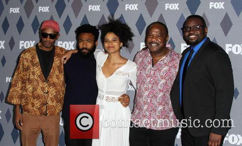 Keith Stanfield, Donald Glover, Zazie Beetz, Isiah Whitlock Jr. and Brian Henry