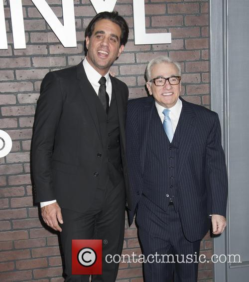 Bobby Cannavale and Martin Scorsese 3