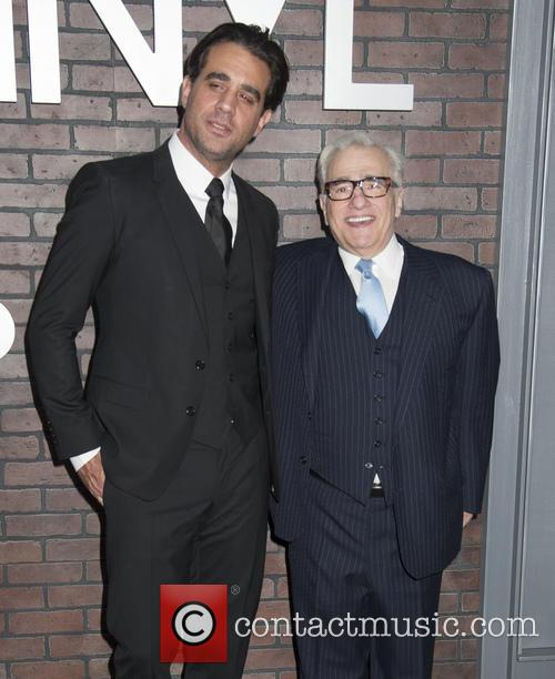 Bobby Cannavale and Martin Scorsese 4