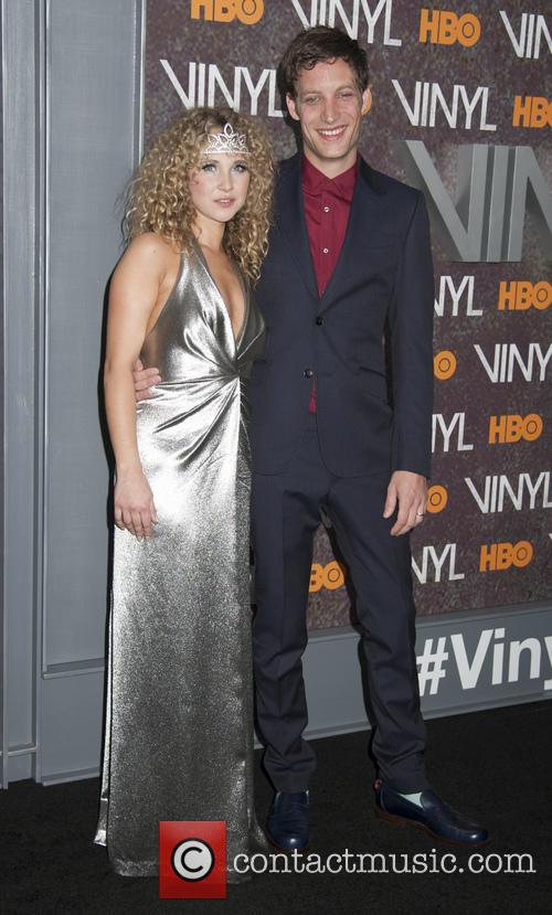 Juno Temple and James Jagger 9