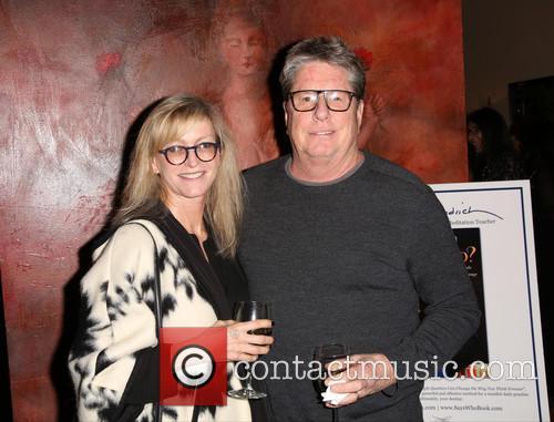 Sharon Johnson-tennant and Andy Tennant