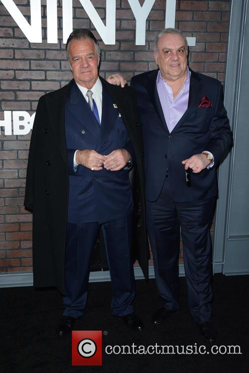 Tony Sirico and Vincent Curatola 1