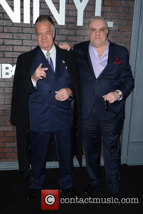 Tony Sirico and Vincent Curatola 2