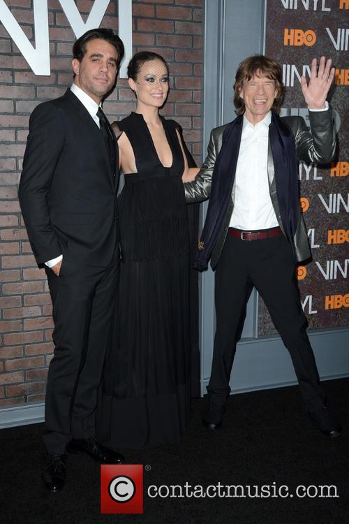 Bobby Cannavale, Olivia Wilde and Mick Jagger 6