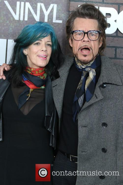 David Johansen and Mara Hennessey