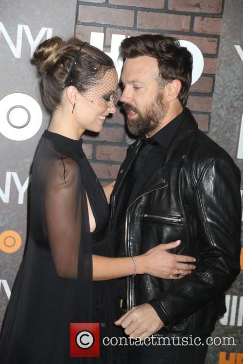 Olivia Wilde and Jason Sudelkis 2