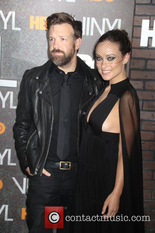 Olivia Wilde and Jason Sudelkis 3
